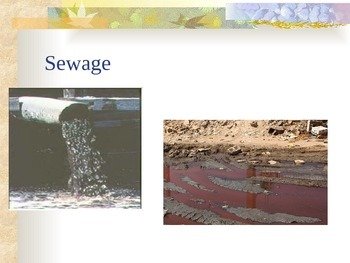 Pollution - Water Pollution