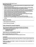 Pollution/Conservation Lesson Plan