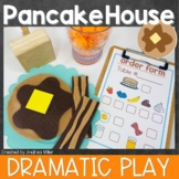 Polly's Pancake House~Restaurant Dramatic Play