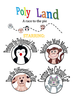 Poly Land Review Board Game