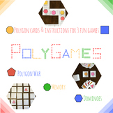 PolyGames - Polygon Card Games