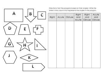 Polygon Angle Sort