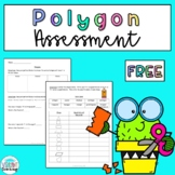 Polygon Shapes Assessment