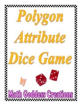 Polygon Attribute Dice Game