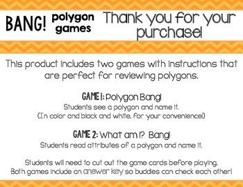 Polygon Bang! Games