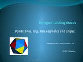 Polygon Building Blocks, Full Lesson - 4.G.1