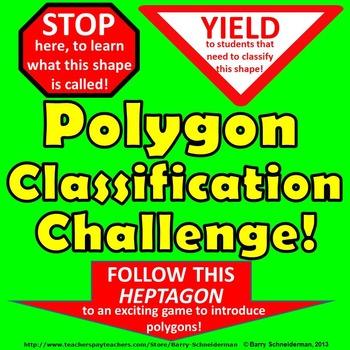 Classifying Polygons (Class... by Barry Schneiderman   Teachers ...