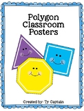 Polygon Classroom Posters