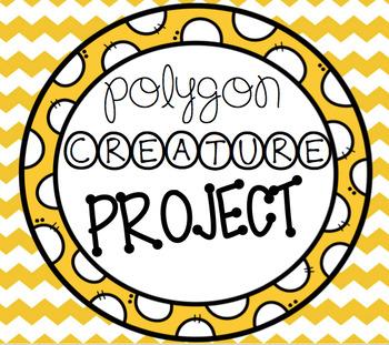 Polygon Creature Mini Project
