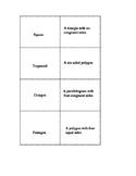 Polygon Definitions