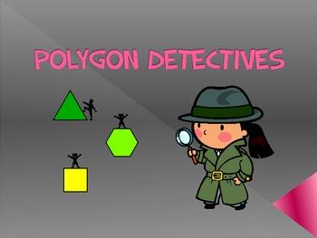 Polygon Detectives (4.G.2)