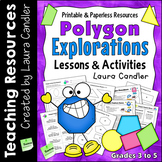 Polygon Explorations | Sorting and Classifying Polygons