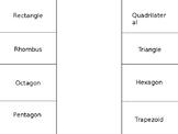 Polygon Foldable & Scavenger Hunt
