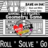 Polygon Game: Classifying 2-D Figures Game:  5.G.B.3: 5th Grade Math Game