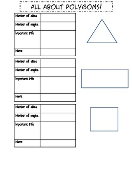 Polygon Information Packet 2.G.1