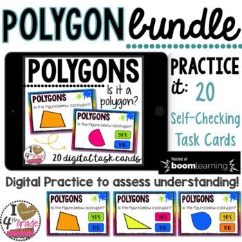 Polygon Introduction Lesson Bundle