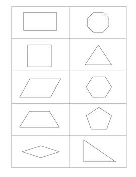 Polygon Match-It Game
