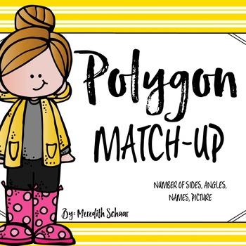 Polygon Match-Up