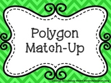 Polygon Match-Up Game