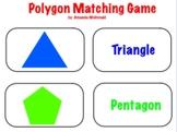 Polygon Matching Game