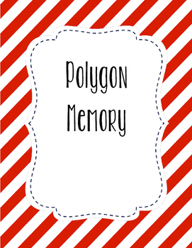 Polygon Memory - 2D Shapes