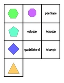 Polygon Memory Match