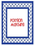 Polygon Memory Matching Game