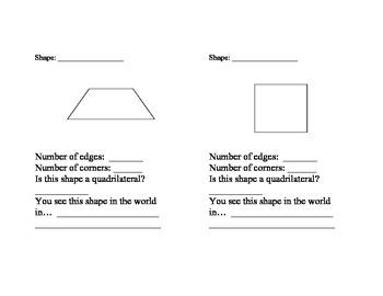 Polygon Mini-Book