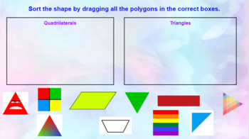 Polygon Mini Lessons and Interactive Activities