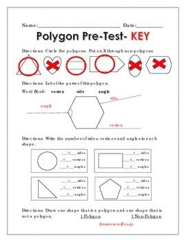 Polygon Mini Unit- Special Education/Autism