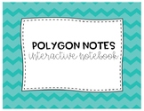 Polygon Notes - Interactive Notebook