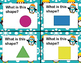 Polygon Penguins Task Cards (Shapes for PreK, K, and 1)