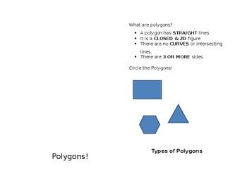 Polygon Printable