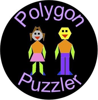 Polygon Puzzler:  Identifying Polygons