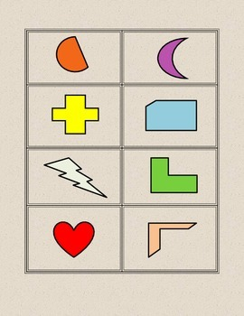 Polygon / Quadrilateral Sort ~ 2nd, 3rd, 4th Grade CCSS Math ~ ESL Resource