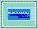 Polygon Properties Recipe Cards