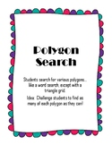 Polygon Search