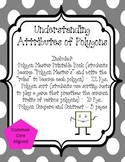 Polygon Set - 2 activities + worksheets to practice attrib