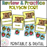 Polygon Sort by Attributes Activity