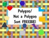 Polygon Sort FREEBIE!