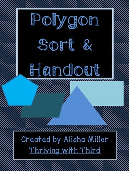 Polygon Sort & Handout