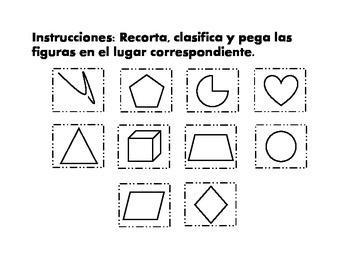 Polygon Sort in Spanish