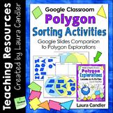 Polygon Sorting Google Classroom Math Activities