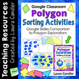 Polygon Sorting Google Classroom Math Activities