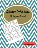 Polygon Sum I Have Who Has