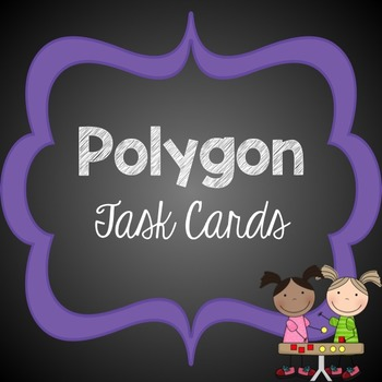 Polygon Task Cards