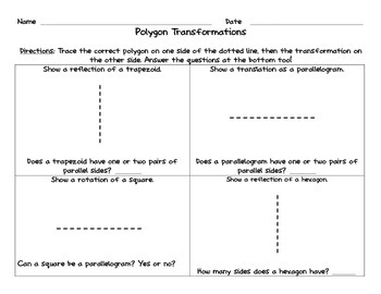 Polygon Transformations