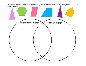 Polygons and venn diagrams teaching resources teachers pay teachers polygon venn diagram polygon venn diagram ccuart Images