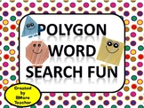 Polygon Word Search Fun Center