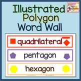 Polygons: Word Wall